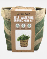 garden sack self watering herb kit