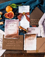 fall invites lilac and leather suite