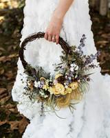 hoop bouquets victoria irene
