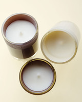 Three Neutral Candles