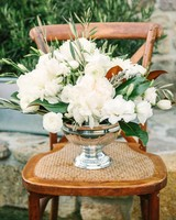 peony centerpieces the edges