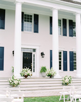 pillar paul wedding house