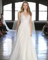 Watters beaded wedding dress fall 2019
