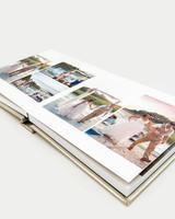 wedding photo albums designed leather glitter hardback