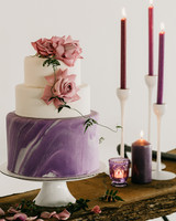 winter wedding cakes kim jay