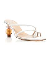 """Jacquemus """"Noli"""" Leather Sandals"""
