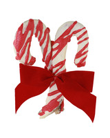 steer stick candy cane