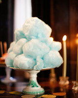 cotton candy tower