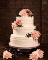 Davey's Ice Cream Wedding Cake