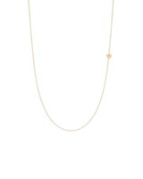 Zoe Chicco delicate gold necklace