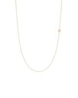 Zoe Chicco delicate gold necklace