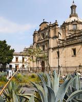 historic mexico building