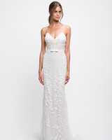 lihi hod wedding dress lace spaghetti strap sweetheart trumpet