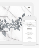 digital wedding invites