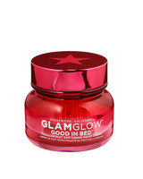 glam glow good in bed passionfruit softening night cream