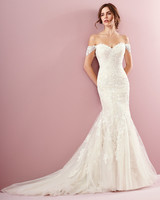 Rebecca Ingram wedding dress spring 2019 sweetheart neckline trumpet
