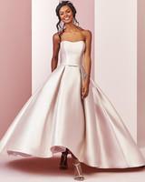 Rebecca Ingram wedding dress spring 2019 ball gown strapless bow