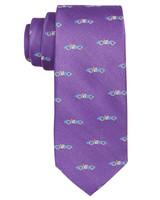 ralph lauren purple tie cars