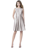 dessy collection sleeveless dress