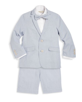 Appaman Blue Bengal Stripe Suit