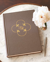 Wedding Motif Guest Book