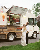 westrays finest food truck bride groom menu