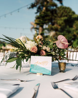 blue wedding ideas elyse whall