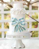 cakes with bows amalie orrange