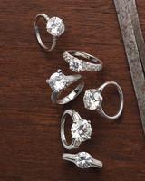 Engagement Ring 101 Martha Stewart Weddings