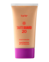 tarteguard tinted moisturizer sunscreen