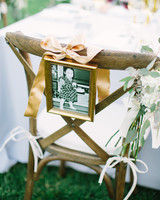 Chair Decor Baby Photo