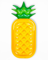 pineapple floating toy