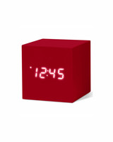 dad gift guide red cube alarm clock