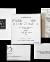 danielle kevin wedding invites stationary suite