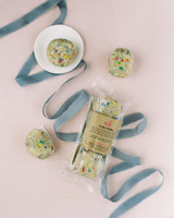 funfetti truffle edible wedding favors