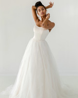 ivy aster dress fall 2018 sweetheart tulle ball gown