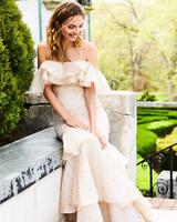 johanna ortiz moda operandi off the shoulder ruffle wedding dress