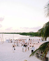 Nizuc Resort and Spa beach welcome party venue