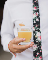 california indian jewish wedding cocktail drink