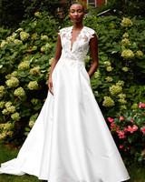 lela rose A-Line wedding dress fall 2019