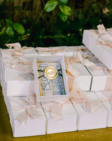 nadine dan wedding favors