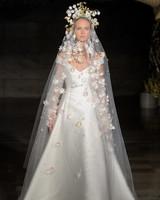 reem acra fall 2019 sheer a-line wedding dress