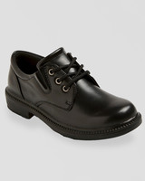 black ring bearer shoe