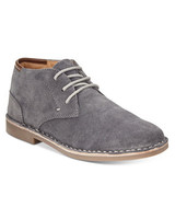 grey ring bearer shoe