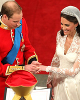 kate middleton and prince william ceremony