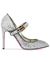 Gucci Crystal Pump