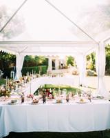 thomas jared wedding reception tent