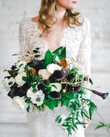 anemone bouquets melanie julian