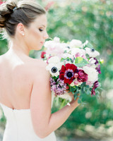 anemone bouquets rachel solomon