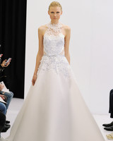 Angel Sanchez Bow Wedding Dress